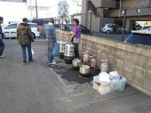 陽風荘2009年12月18日餅つき大会 004
