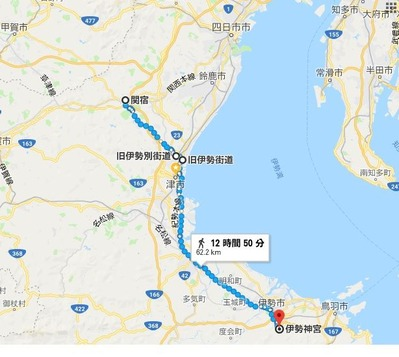 ise map