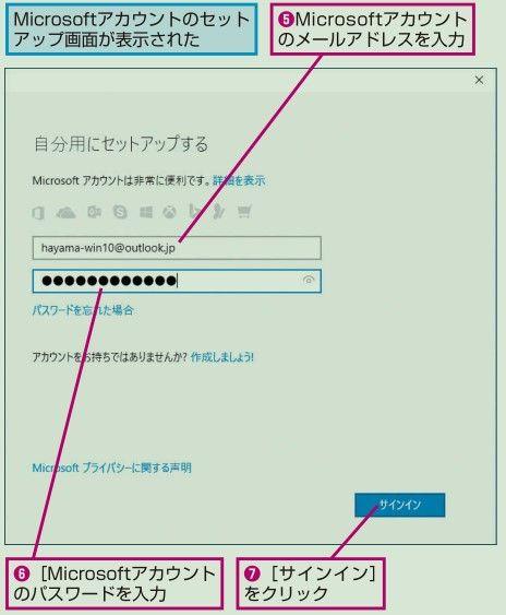 メールアドレスは新規取得できる