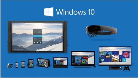 Windows 10まさまざまなデバイス上で動く