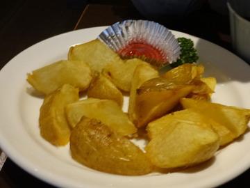 gebacken kartoffel