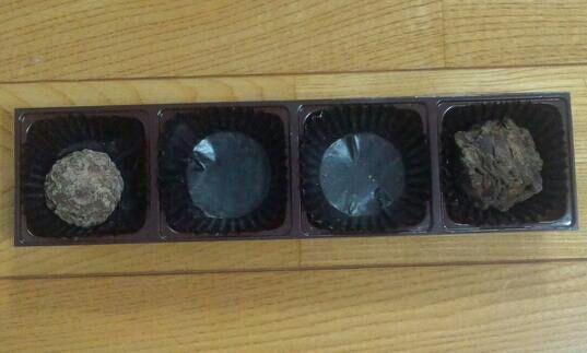 2 chocolate