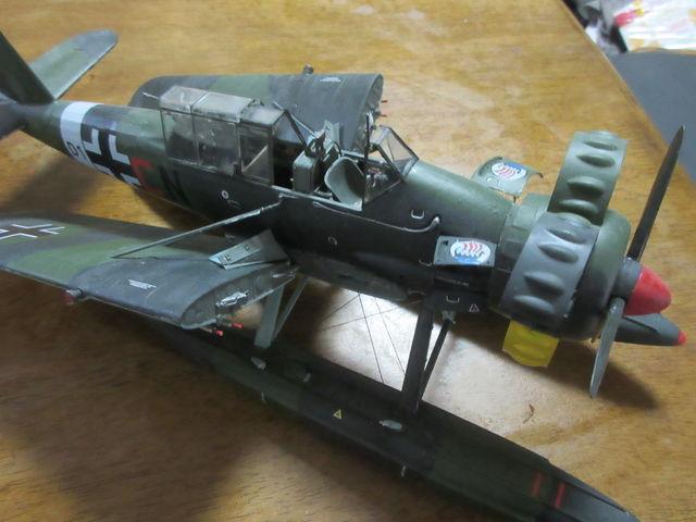 ドイツ海軍機 アラドAr196 1/32 ...