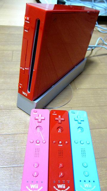 任天堂 Wii スーパーマリオ25周年仕様