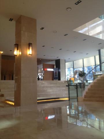 best western premier guro hotel ロビー