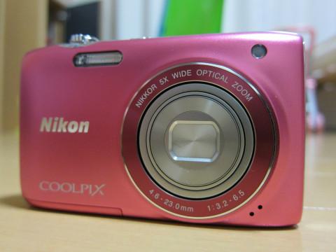 Nicon COOLPIX S3100