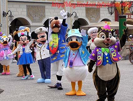 いよいよ始まった東京ディズニーシー5thアニバーサリー! : TDR ...