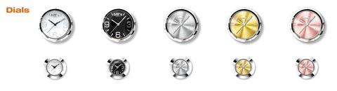 mini cl dials