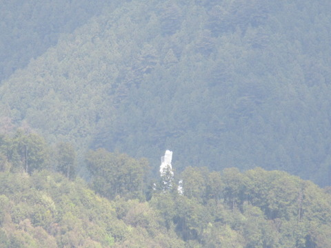 IMG_3103山の上に立つ観音像