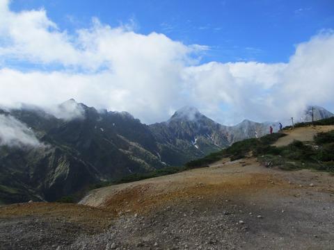 IMG_2849赤岩の頭から見る八ヶ岳