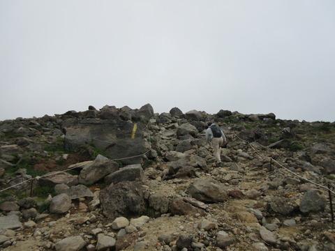 IMG_2201旭岳の斜面