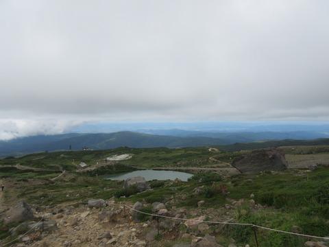 IMG_2202登山道から見下ろす