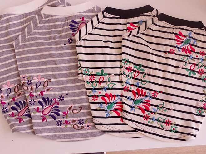 【Buhix入荷】フレブルちゃんの夏の新作お洋服入荷しました!
