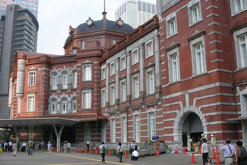 新装東京駅SANY0504