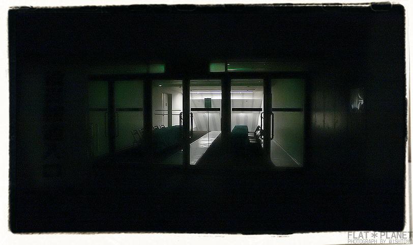 深夜の入り口