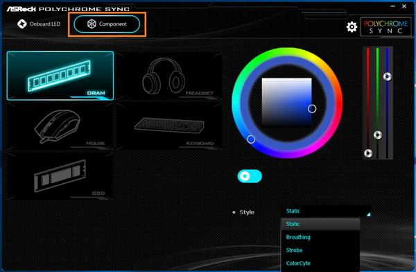 Team XCALIBUR Phantom Gaming RGB_Polychrome RGB_1