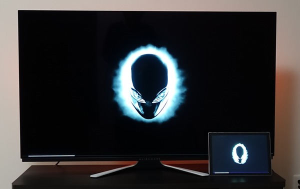 Alienware 55 AW5520QF review_02531