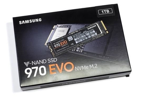 Samsung SSD 970 EVO 1TB