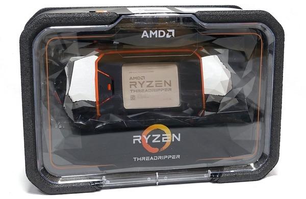 AMD Ryzen Threadripperのレビュー記事一覧へ