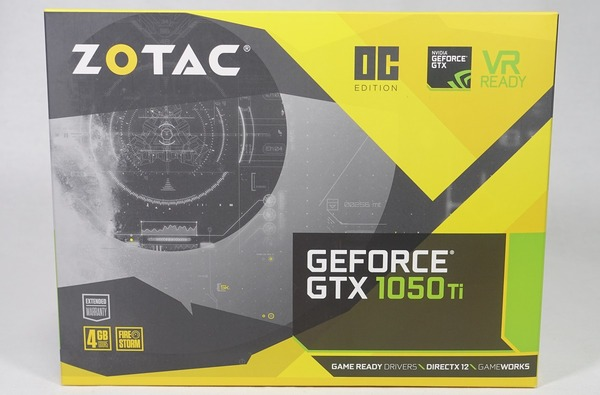 ZOTAC GTX 1050 Ti OC Edition review_07021