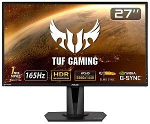 ASUS TUF Gaming VG27AQ (WQHD/165Hz/IPS/G-Sync CP)