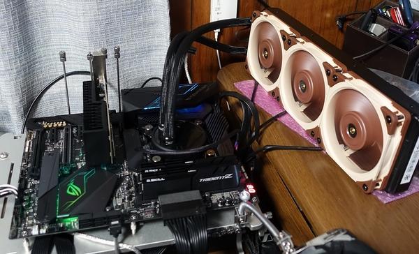 Intel LGA1151(Z390) Test Bench