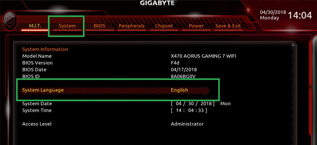 GIGABYTE X470 AORUS GAMING 7 WIFI_BIOS_1