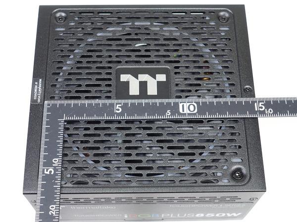 Thermaltake Toughpower iRGB PLUS 850W Platinum review_04280