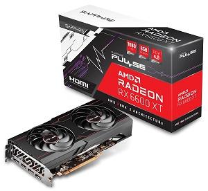 SAPPHIRE PULSE Radeon RX 6600 XT OC