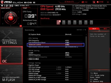 MSI X370 XPOWER GAMING TITANIUM_BIOS_oc_4