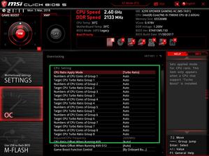 MSI X299 XPOWER GAMING AC_BIOS_OC_4