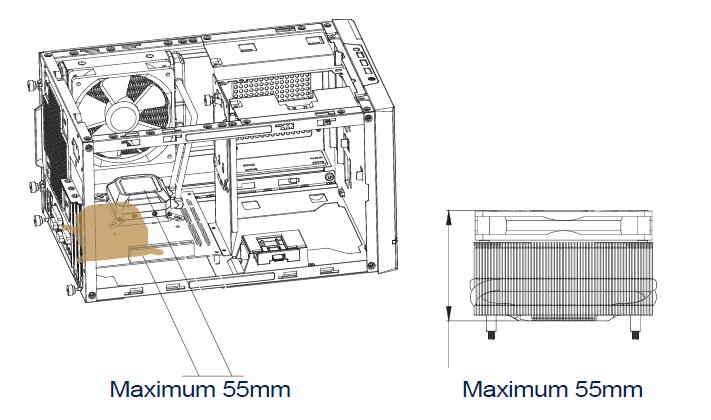 SilverStone SUGO 14_CPU-Cooler_with-120-radiator