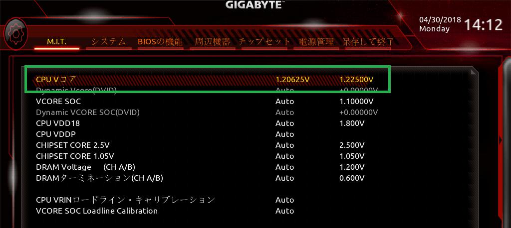 GIGABYTE X470 AORUS GAMING 7 WIFI_BIOS_OC_8