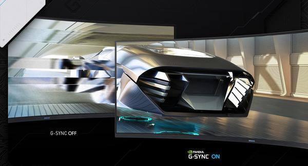 Samsung Odyssey G9_G-Sync