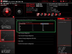 MSI X299 GAMING PRO CARBON AC_BIOS_OCtest_2