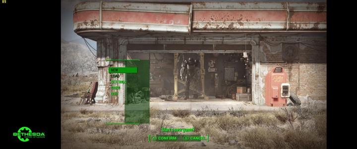 21 9 Fallout 4: Fallout 4 PC版で21:9解像度のインターフェース表示を正常にするMOD「Widescreen Fix」の
