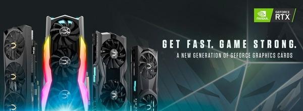 ZOTAC GAMING GeForce RTX 2080 Ti AMP Extreme_top