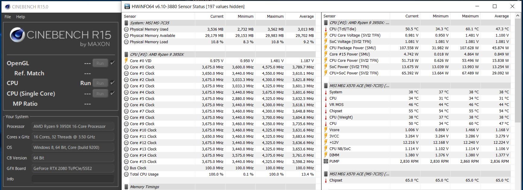 AMD Ryzen 9 3950X_Core-Clock_Boost_Multi_PPT105W