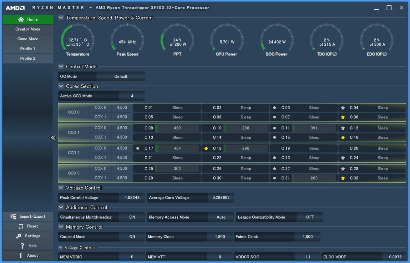 Intel Core i7 10700F_PPT