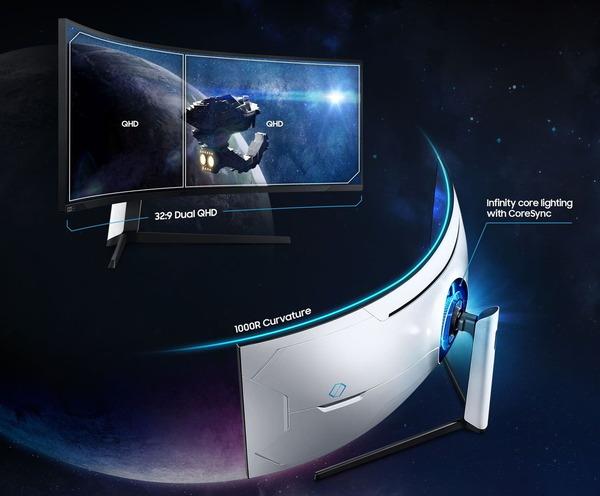 Samsung Odyssey Neo G9_Dual-WQHD_and_1000R