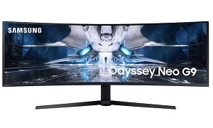 Samsung Odyssey Neo G9 (5120x1440/240Hz)