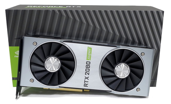 GeForce RTX 2080 SUPER Founders Edition