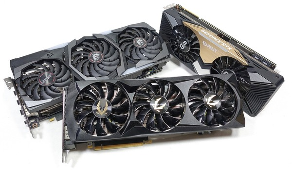 GeForce RTX 2080 Ti レビュー記事一覧へ