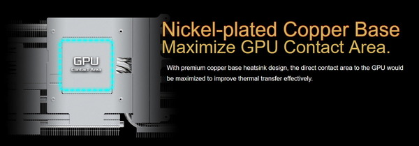 Nickel-plated Copper Base