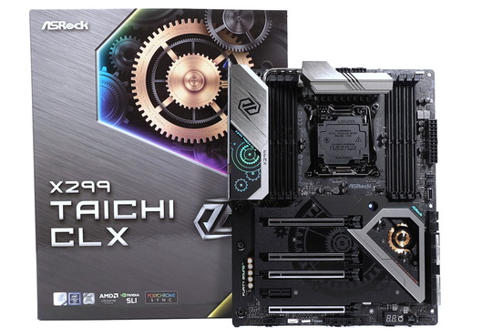 ASRock X299 Taichi CLX