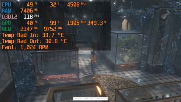 GeForce RTX 3090 EKWB+LM_Time Spy Stress Test_ss