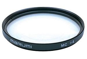 MARUMI クローズアップレンズ MC+4