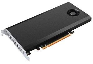 Highpoint NVMeSSD専用RAIDカードアダプタ RAID0/1対応 SSD7101A-1