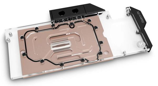 EK-Quantum Vector RX 6800_6900 - Copper + Plexi (1)