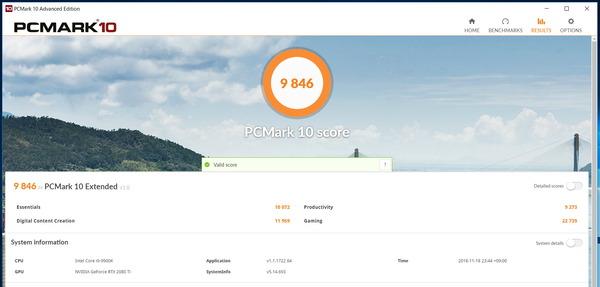 Core i9 9900K_PCM10_sc